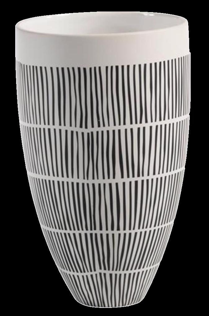 Bright Modern Clubhouse Lounge Ceramic Vase