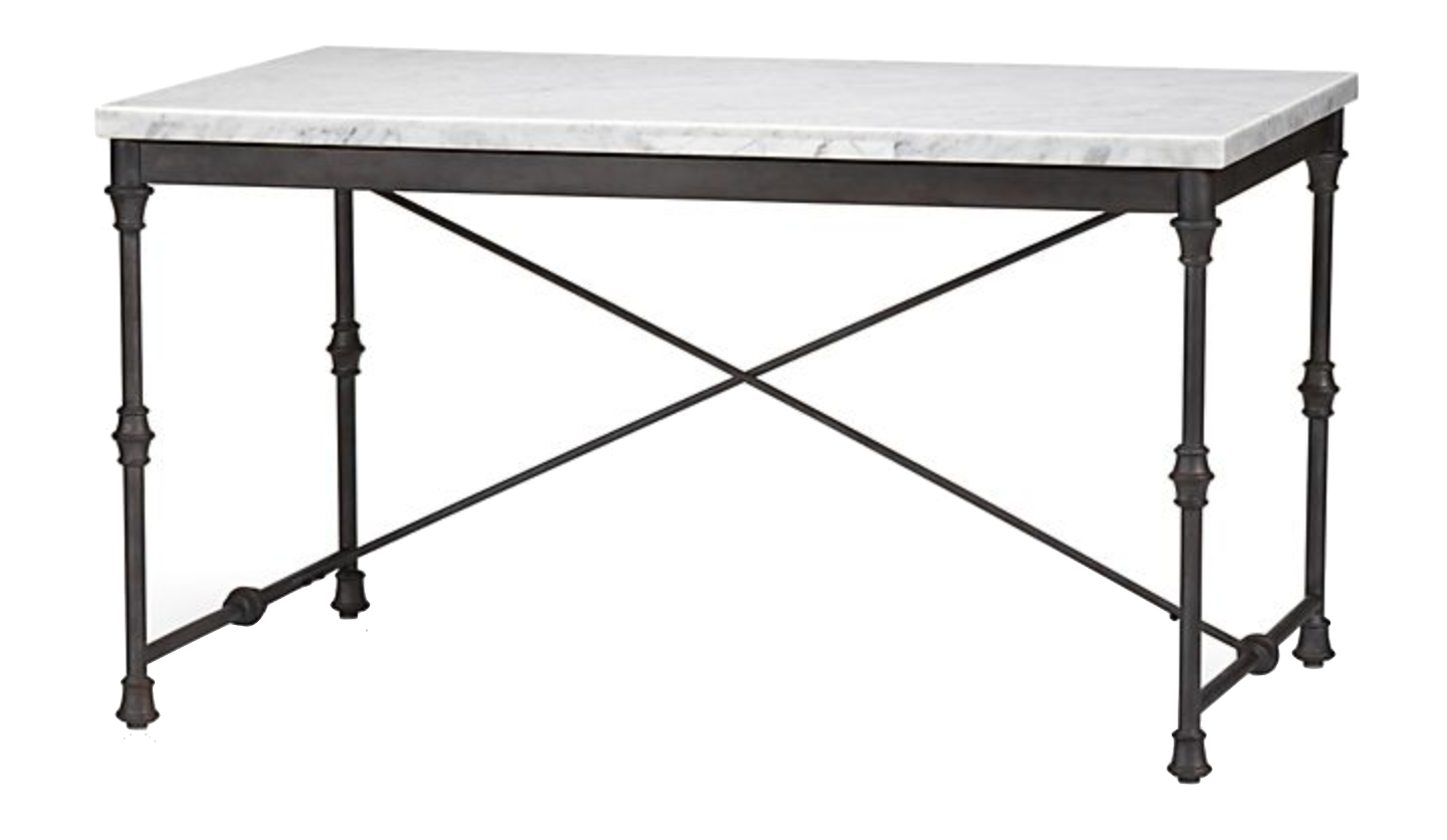 Marble Tabletop Dining Table