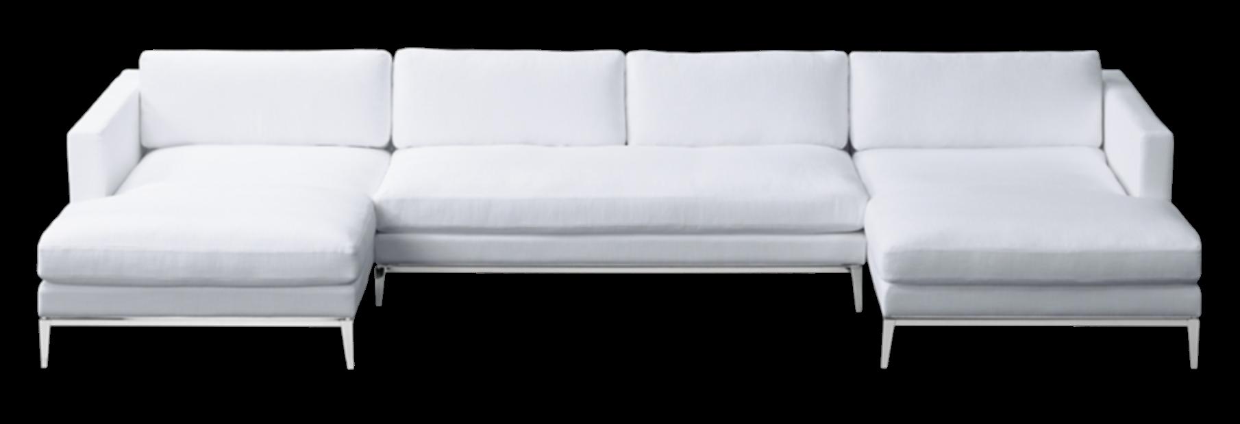 Modern Sleek Sofa