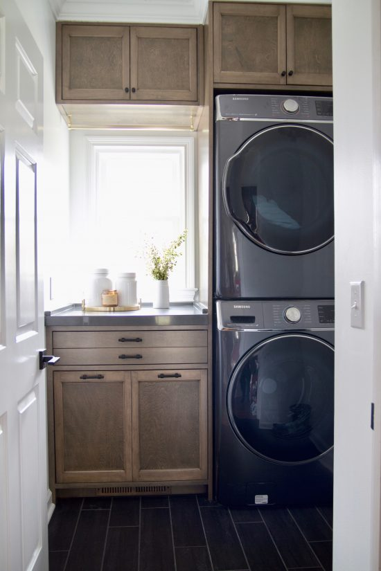 A Bellevue, Tennessee Interior Design Home Remodel Laundry Room
