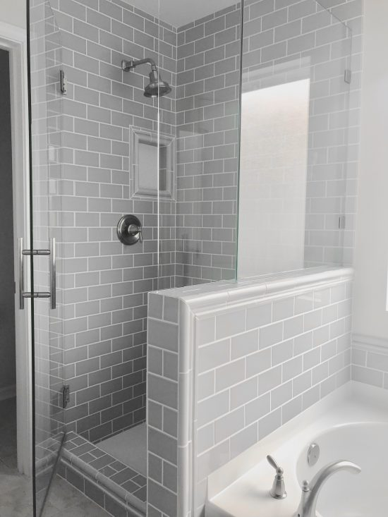 A Franklin, Tennessee Master Bathroom Shower Remodel (10)