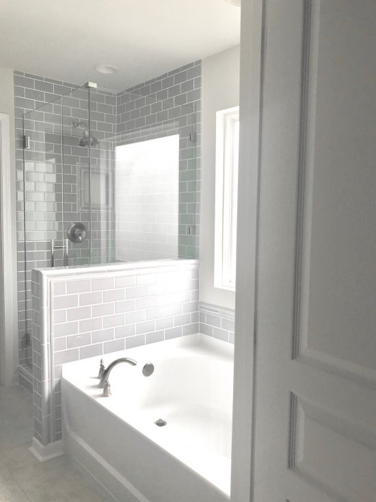 A Franklin, Tennessee Master Bathroom Shower Remodel (2)