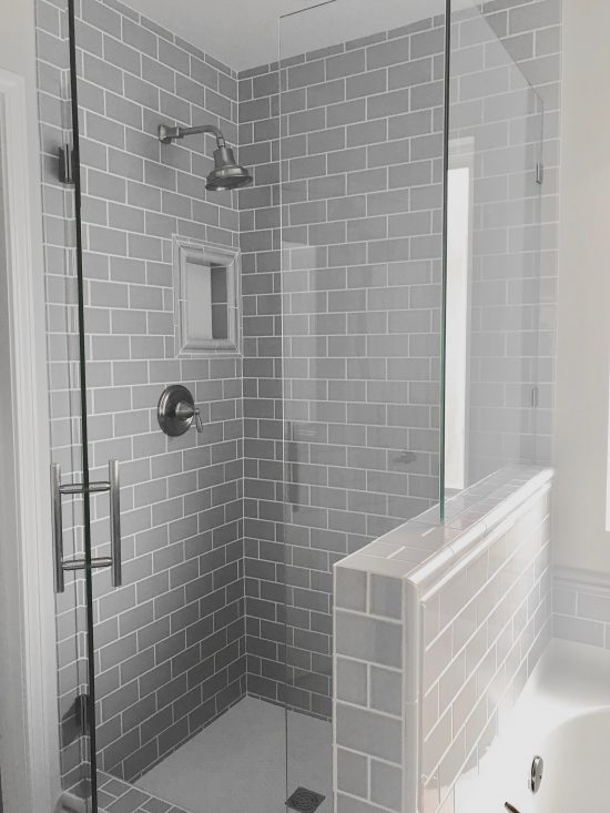 A Franklin, Tennessee Master Bathroom Shower Remodel (3)