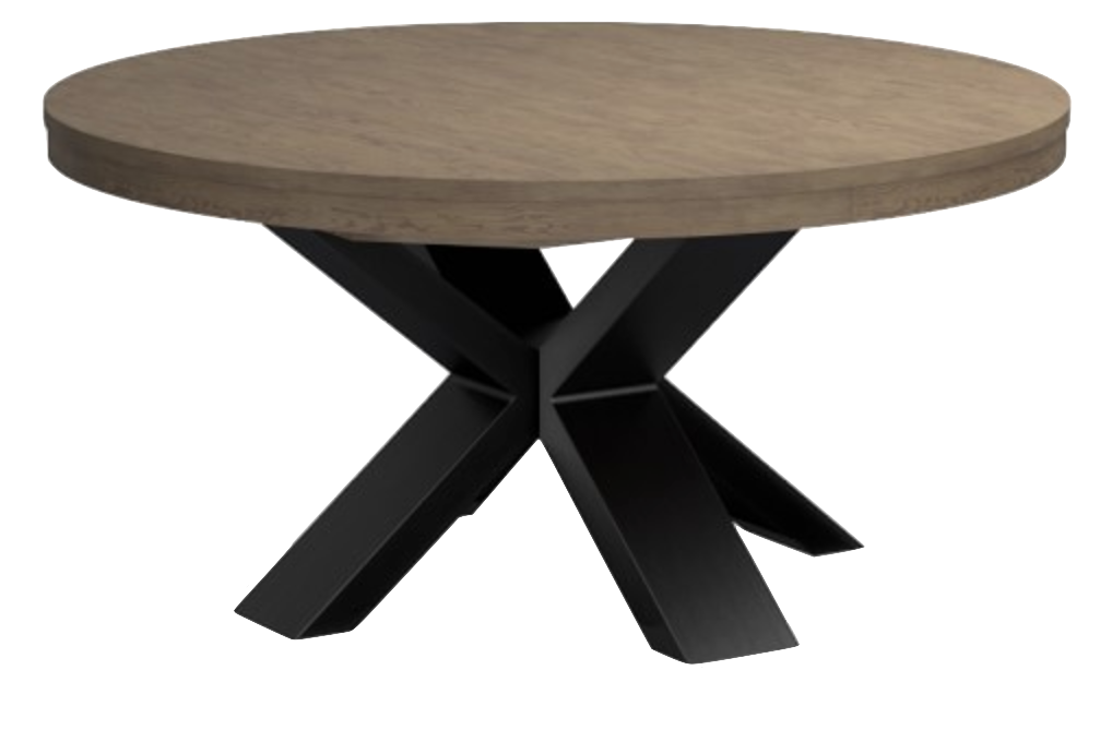 Williams Sonoma Navarro Round Dining Table, Monterey