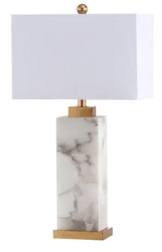 Build.com  JONATHAN Y Lighting Elizabeth Single Light 28″ Tall LED Buffet Table Lamp
