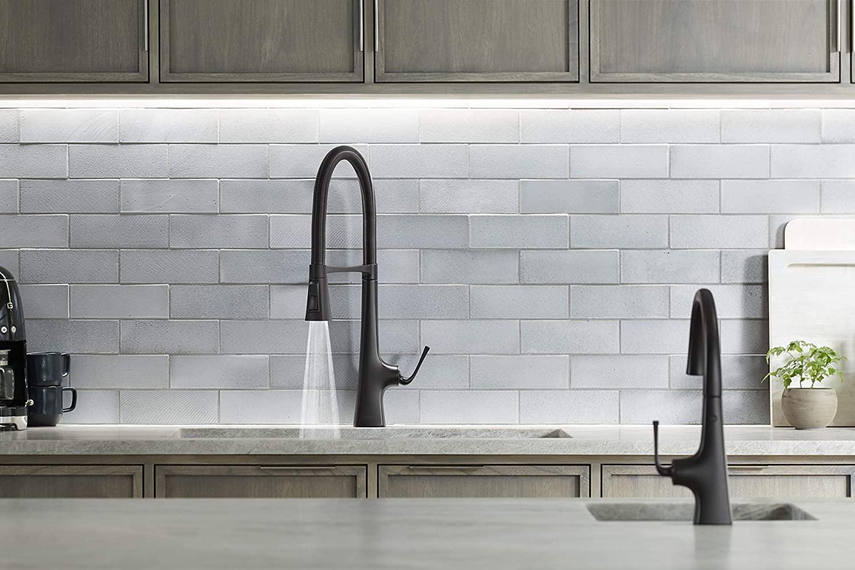 Graze Kitchen Faucet Collection