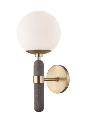 1800Lighting Brielle 16 Inch Wall Sconce by Mitzi