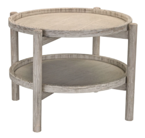 Paynes Gray Nora Side Table