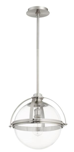 1800Lighting 14 Inch Mini Pendant by Quorum International