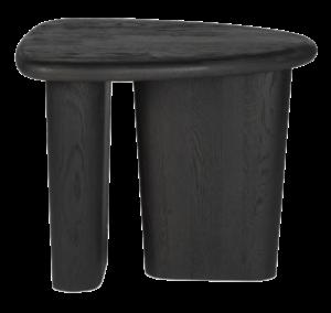 Lulu and Georgia NERA SIDE TABLE, BLACK