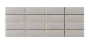 Amazon Vant Panel Aurora Micro Suede Neutral Sand 30″W