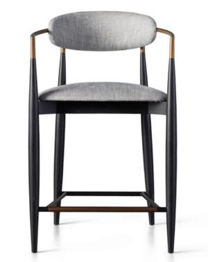Arhaus jagger counter stool