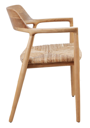 France and Son Perriand Teak Dining Chair