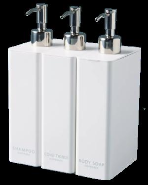 Anthropologie Marcel Shower Dispensers