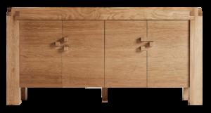 Crate&Barrel Knot Rustic Sideboard