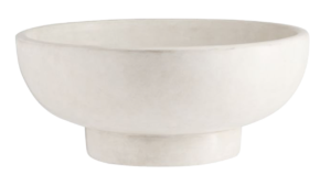 Pottery Barn Orion Handcrafted Terra Cotta Bowls