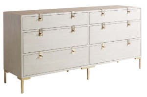 Anthropologie  Hover your mouse over an image to zoom. Ingram Six-Drawer Dresser