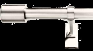 West Elm Oversized Adjustable Metal Rod – Polished Nickel
