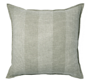 Target Oversized Linen Striped Throw Pillow Green – Threshold™ designed with Studio McGee