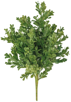Afloral Artificial Indoor/Outdoor Boxwood Bush – 15″ Tall