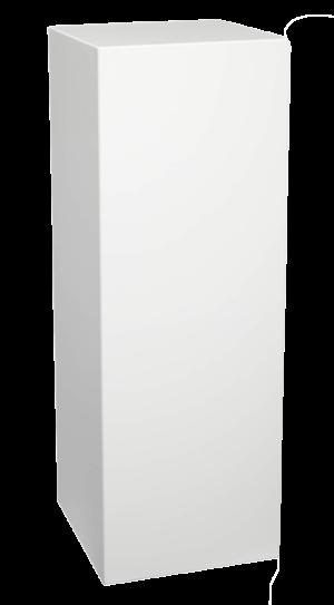 City Slicker Tall Pedestal Table + Reviews | CB2