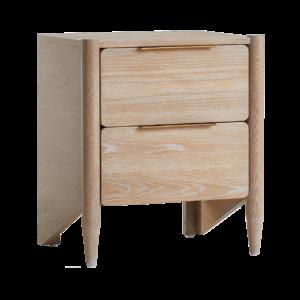 Crate and Barrel Casa Oak Nightstand