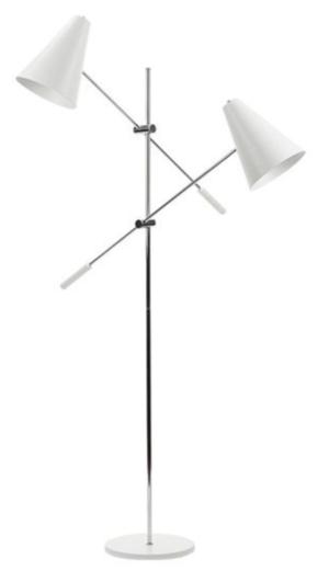 Wayfair Everett 63″ Tree Floor Lamp